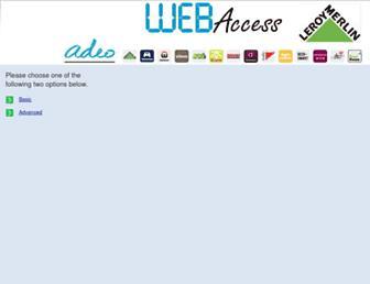 Connectleroy Merlin Websites Webaccess Leroymerlin Fr Connect Leroymerlin Es