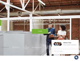 Thumbshot of Indinero.com