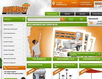 Thumbshot of Globus-baumarkt.de