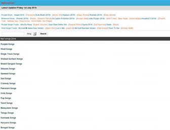 mp3-mad.com screenshot