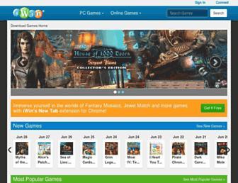 iwin.com screenshot