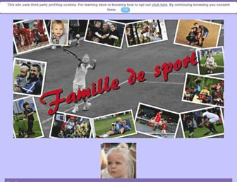 familledesport.forumcommunity.net screenshot