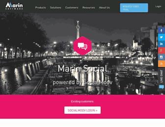 Thumbshot of Socialmoov.com
