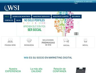 wsifirstsolutions.com screenshot