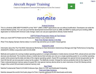 netmite.com screenshot
