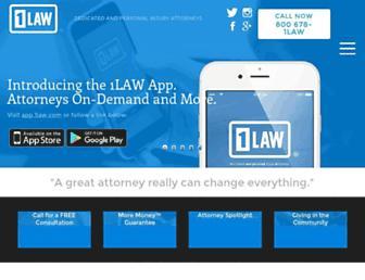Thumbshot of 1law.com