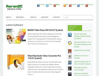 karanpc.com screenshot