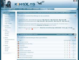 Thumbshot of Kinox.to