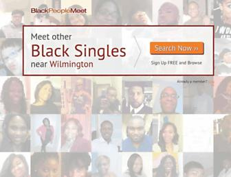 Thumbshot of Blackpeoplemeet.com