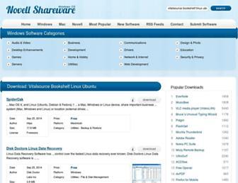 vitalsource-bookshelf-linux-ubuntu.windows.novellshareware.com screenshot