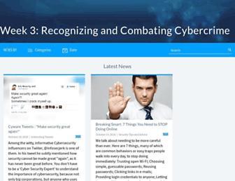 cyware.com screenshot