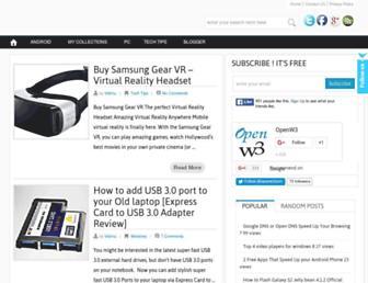 openw3.com screenshot