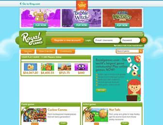 Thumbshot of Royalgames.com