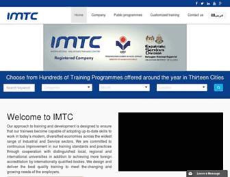 imtc.my screenshot