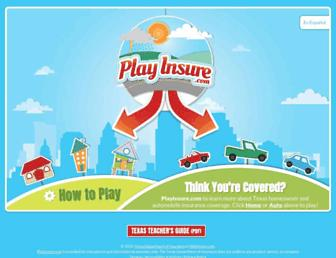 playinsure.com screenshot