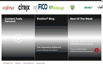 position2.com screenshot