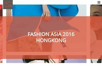 fashionasiahk.com screenshot