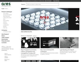 aresill.net screenshot