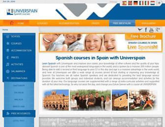 Thumbshot of Universpain.com