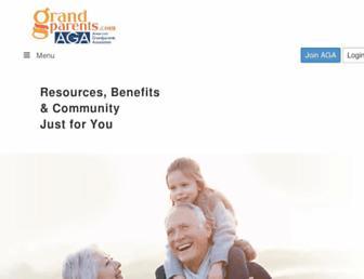 grandparents.com screenshot