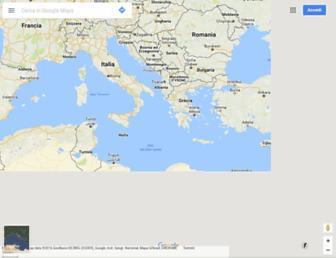 maps.google.it screenshot