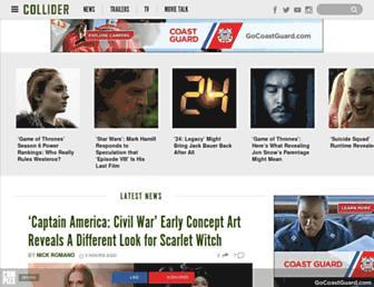 Thumbshot of Collider.com