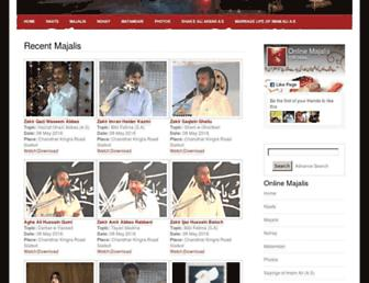 onlinemajalis.com screenshot