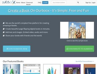 ourboox.com screenshot