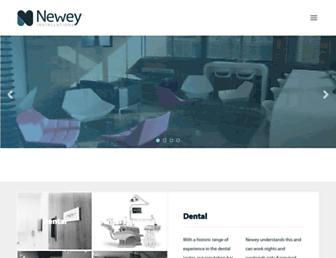 neweys.co.uk screenshot