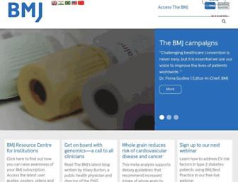 bmj.com screenshot