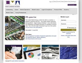 lmalloyds.com screenshot