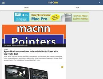 Thumbshot of Macnn.com