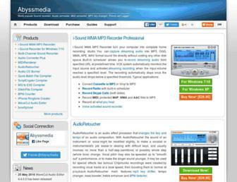 Thumbshot of Abyssmedia.com
