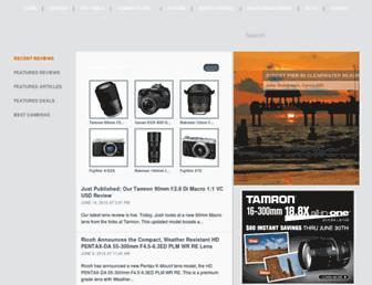 steves-digicams.com screenshot
