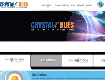 Thumbshot of Crystalhues.com
