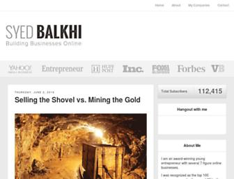Thumbshot of Balkhis.com