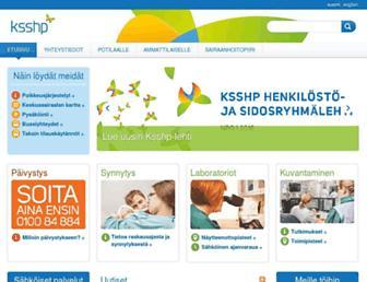 ksshp.fi screenshot