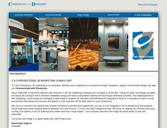 cdpro.com screenshot