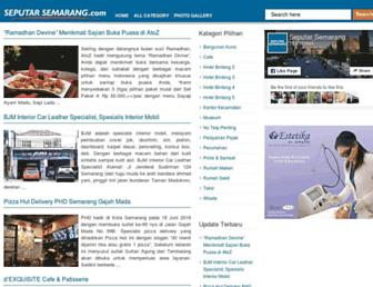 seputarsemarang.com screenshot