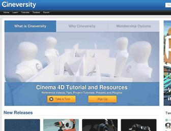 Thumbshot of Cineversity.com