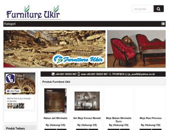 furnitureukir.com screenshot