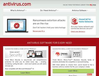 Thumbshot of Antivirus.com