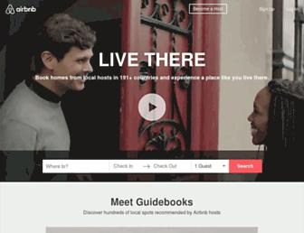Thumbshot of Airbnb.co.uk