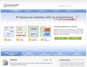 xlinesoft.com screenshot