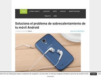 androidspain.es screenshot