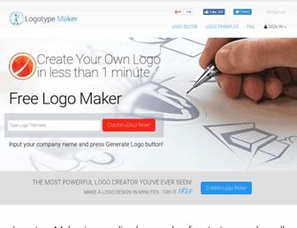 Thumbshot of Logotypemaker.com