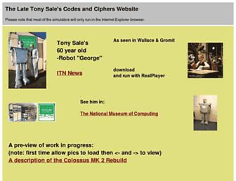 codesandciphers.org.uk screenshot