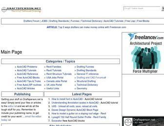 draftsperson.net screenshot