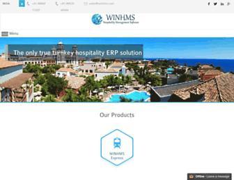 winhms.com screenshot