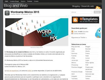 blogandweb.com screenshot